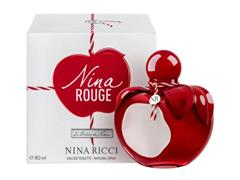 Perfume Nina Ricci Rouge Feminino Eau de Toilette 80ML