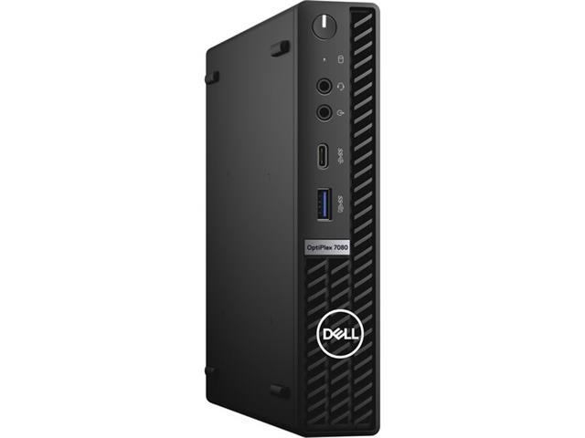 Dell OptiPlex 7080 - Micro - Core i5 10500T / 2.3 GHz