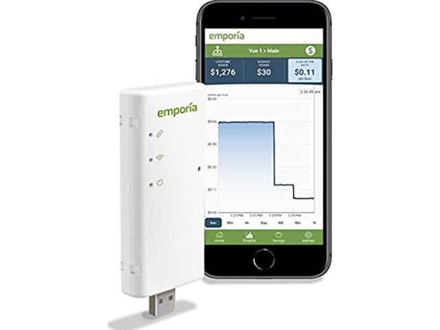 Medidor de consumo eléctrico para el hogar.