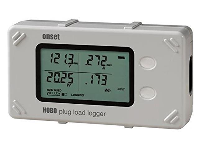 Medidor-registrador de datos de consumo eléctrico para electrodoméstic