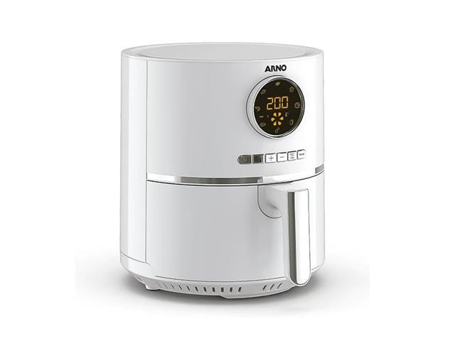 Fritadeira sem Óleo Arno Airfry Ultra 4,2 Litros Branca 220V