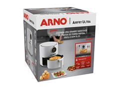 Fritadeira sem Óleo Arno Airfry Ultra 4,2 Litros Branca 110V - 1
