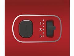 Batedeira Híbrida Arno Chef 5 Litros 400W Vermelha 110V - 4