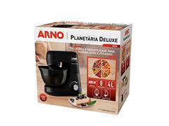 Batedeira Planetária Arno Nova Deluxe 600W Preta 110V - 6