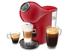 Cafeteira Espresso Nescafé Arno Dolce Gusto Genio S Basic Vermelha110V
