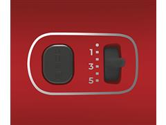 Batedeira Híbrida Arno Chef 5 Litros 400W Vermelha - 4
