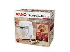 Batedeira Planetária Arno Nova Deluxe 600W Branca - 6