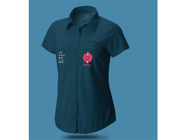 Camisa Tipo Columbia Orbia Mujer