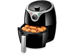 Fritadeira Elétrica Elgin Flash Fryer 3,5 Litros Preta