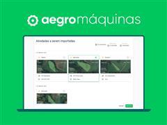 Aegro Máquinas - Integração com Climate FieldView