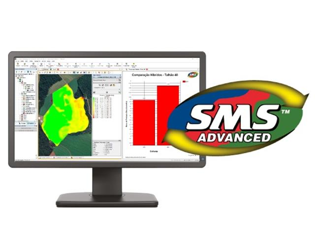 Software Agricultura de Precisão - Ag Leader SMS Advanced
