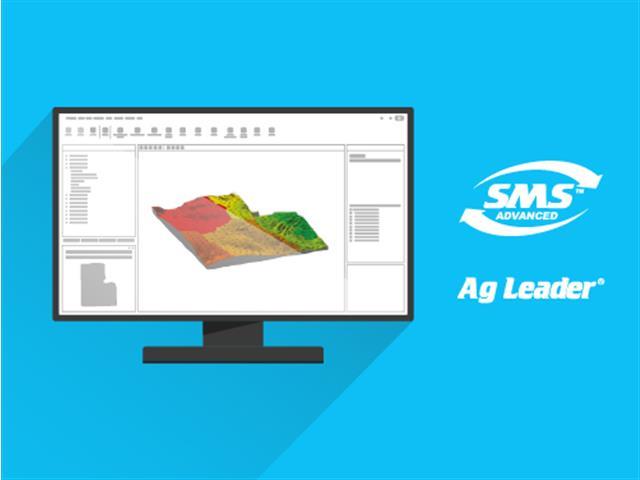 Software Agricultura de Precisão - Ag Leader® SMS™ Advanced