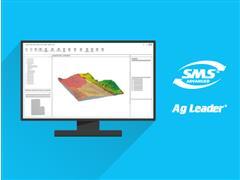 Software Agricultura de Precisão - Ag Leader® SMS™ Advanced - 0