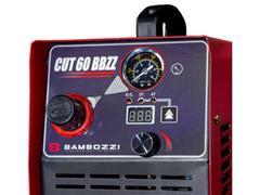 Inversora de Solda Plasma 60Hz CUT60 Bambozzi 39510 220V - 2