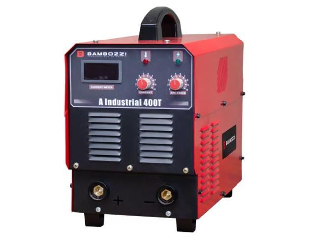 Inversora de Solda A Industrial 400T Tri Bambozzi 39520 220/380/440V
