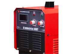 Inversora de Solda A Industrial 400T Tri Bambozzi 39520 220/380/440V - 1