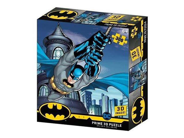 Quebra-Cabeça 3D Multikids Batman 300 Peças