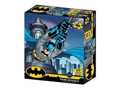 Quebra-Cabeça 3D Multikids Batman 300 Peças - 0