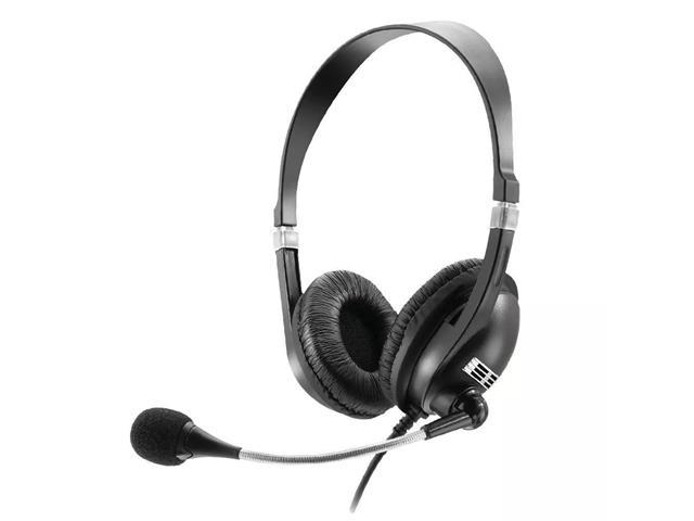 Fone de Ouvido Multilaser PH041 com Microfone Premium Acoustic Preto