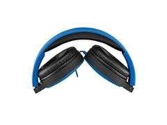 Fone de Ouvido Headphone Dobrável Multilaser PH272 New Fun P2 Azul - 2