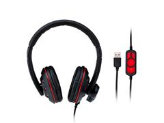 Fone de Ouvido Headset Gamer Multilaser PH334 USB Preto - 3