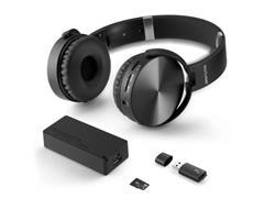 Kit Multilaser Music Play Headphone + PowerBank 4000 mAh+Micro SD 32GB