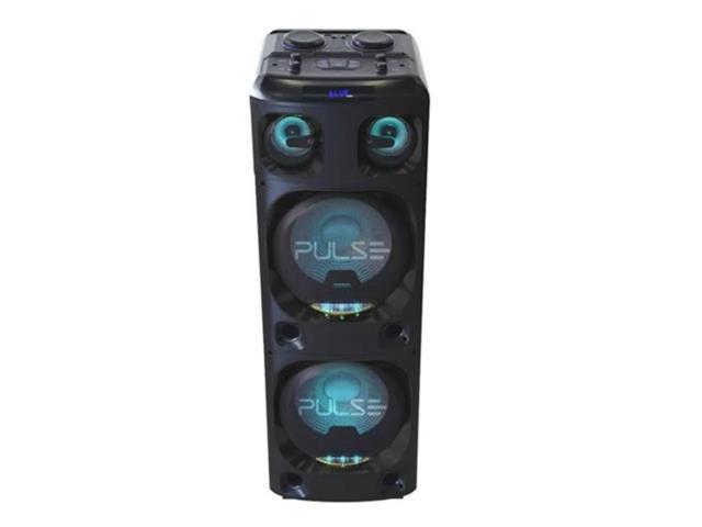 Caixa de Som Bluetooth Pulse Torre Double 12 Pol. AUX/SD/USB/FM 2200W