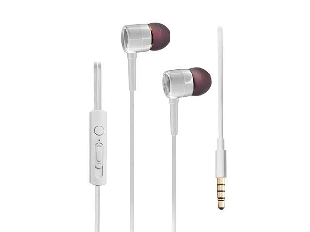 Fone de Ouvido Intra Auricular Pulse PH329 Sport Branco