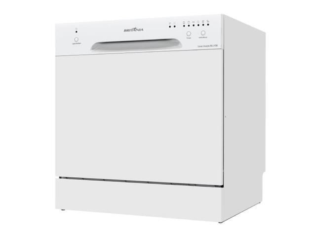 Lava louças Britânia BLL10B Branca 8 Serviços