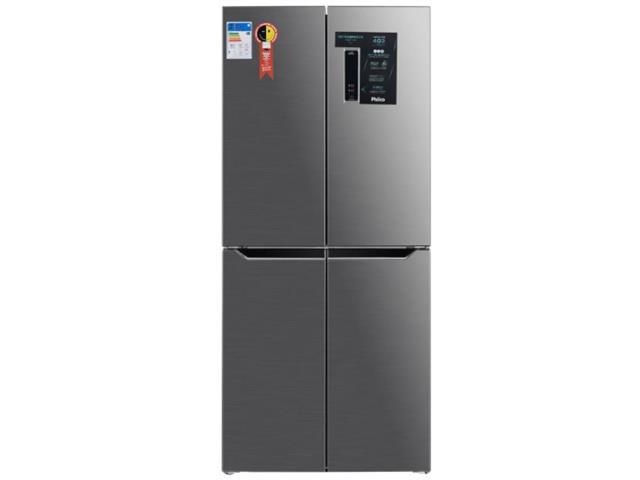 Refrigerador Philco PRF411I French Door Inverse 4 Portas 403L