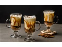Conjunto de 3 Canecas Irish Coffee Pavillion Haus 240ML - 1