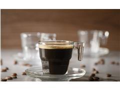 Conjunto de 6 Xicaras Café com Pires Pavillion Haus 70ML - 1