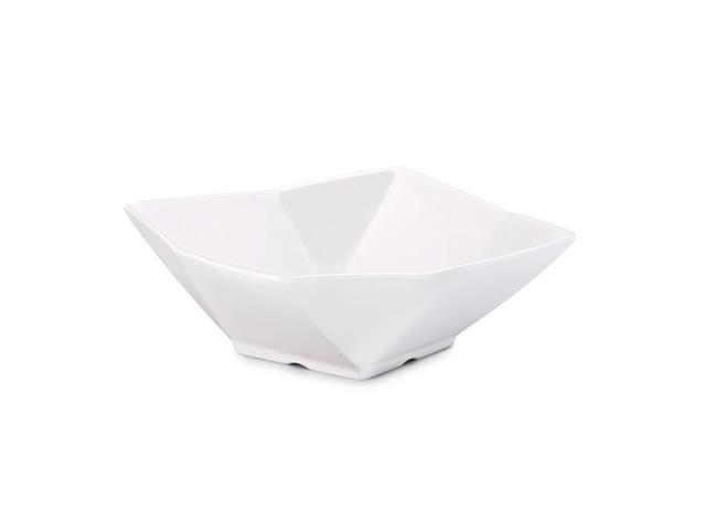 Saladeira Haus Polygon Branca 5,5 Litros