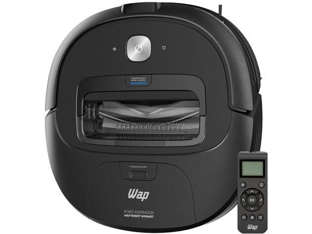 Aspirador de Pó WAP Robot WSmart Bivolt