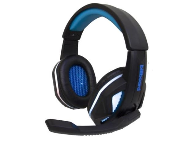Headset Gaming Billboard para Xbox One /PS4/Nitendo Switch/PC e Mobile
