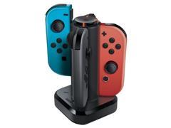 Carregador Tetra Power Charge Dock Bionik para Nintendo Switch - 2
