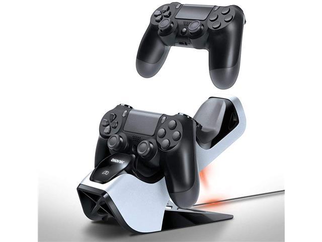Carregador Power Stand para PS4 Bionik BNK-9027 até 2 Controles