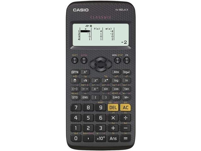 Calculadora Científica Casio Classwiz FX-82LAX com 274 Funções