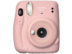 Câmera instantânea Fujifilm Instax Mini 11 Rosa - 1