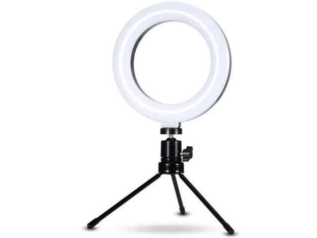 """Luminária Ring Light 10"""" Wireless Gear com Ball Head + Tripé"""