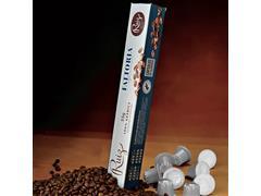 Kit Café Ruiz Premium Fattoria com 7 caixas de 10 cápsulas 55g - 2