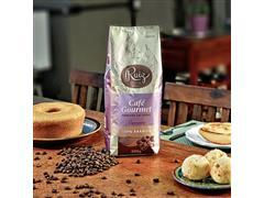 Kit Café Ruiz Gourmet Torrado em Grãos com 6 pacotes de 500g - 2
