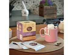 Kit Café Ruiz Gourmet Drip Coffee com 6 caixas de 10 Sachês 10g - 2