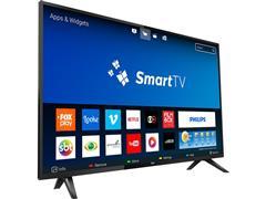 "Smart TV LED 43"" Philips Full HD Conv. Tv Digital Slim WiFi 2HDMI 2USB - 1"