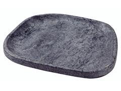 Prato Tramontina Concreta em Pedra Sabão Polida