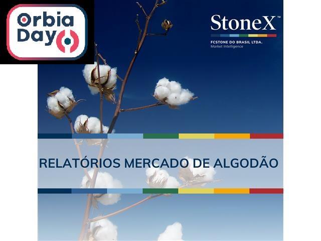 Relatórios para o Mercado de Algodão - StoneX