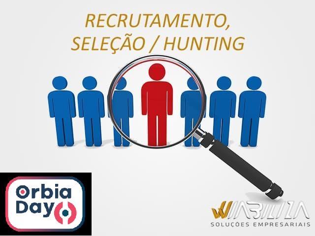 Recrutamento E Seleção De Pessoal / Hunting - Wiabiliza