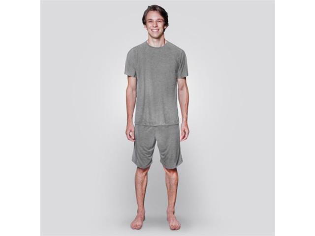Combo AgroVest 15 Kits Segunda Pele Camisa e Bermuda Tamanho G