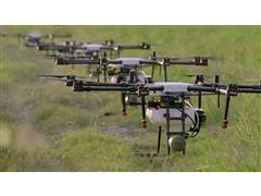 Kit Drone de Pulverização DJI Agras MG1P Carregador e 4 Baterias - 2