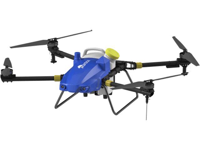 Drone de Pulverização Eavision E-2021 Carregador 4 Baterias Base RTK